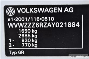 Vw Polo an:2010=avans 0 % rate fixe aprobarea creditului in 2 ore=autohaus vindem si in rate - imagine 18