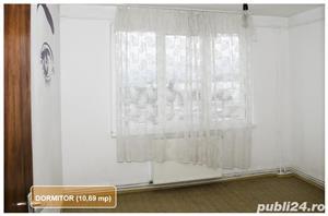 Apartament 2 camere, Astra, 1 decomandat, 52 mp, liber - imagine 10