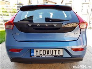 VOLVO V40, 1.6D, Momentum, 2015, 115 CP, Euro 5, Xenon, Navigatie, 104.645 Km Certificati-factura - imagine 3
