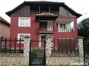 Munte Calimanesti Caciulata casa cabana cu regim hotelier  - imagine 6