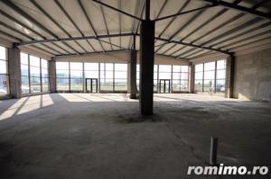 Showroom si birouri - inchiriere- 550 mp.  zona Calea Sagului - imagine 4
