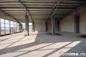 Showroom si birouri - inchiriere- 550 mp.  zona Calea Sagului - imagine 5