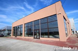 Showroom si birouri - inchiriere- 550 mp.  zona Calea Sagului - imagine 2