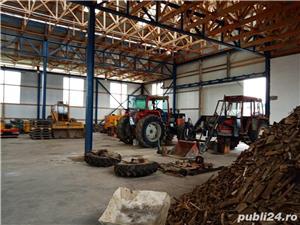 Imobiliare Maxim - fabrica de prelucrarea lemnului / hale - imagine 6