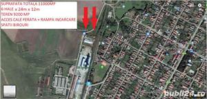 Depozit in zona industriala Ortisoara - imagine 13