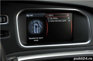 Volvo V40 Automata 2.0 D3 150C.p/Bi-Xenon/Navigatie - imagine 11