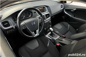 Volvo V40 Automata 2.0 D3 150C.p/Bi-Xenon/Navigatie - imagine 7