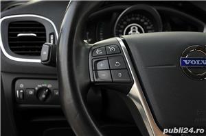 Volvo V40 Automata 2.0 D3 150C.p/Bi-Xenon/Navigatie - imagine 16
