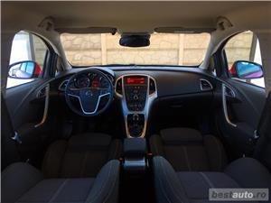 Opel Astra J 2010 LED Xenon 1.4 Turbo Benzina, 140 CP Deosebit IMPECABILA. - imagine 7