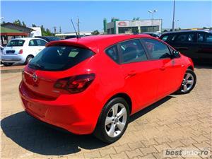 Opel Astra J 2010 LED Xenon 1.4 Turbo Benzina, 140 CP Deosebit IMPECABILA. - imagine 4