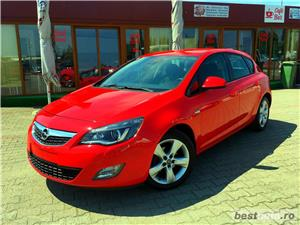 Opel Astra J 2010 LED Xenon 1.4 Turbo Benzina, 140 CP Deosebit IMPECABILA. - imagine 2