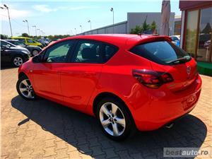 Opel Astra J 2010 LED Xenon 1.4 Turbo Benzina, 140 CP Deosebit IMPECABILA. - imagine 3