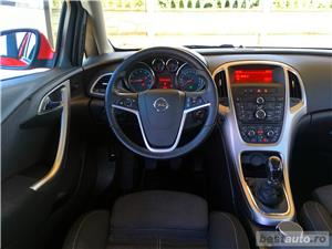 Opel Astra J 2010 LED Xenon 1.4 Turbo Benzina, 140 CP Deosebit IMPECABILA. - imagine 6