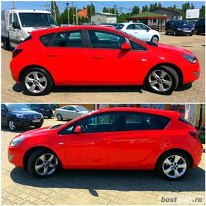 Opel Astra J 2010 LED Xenon 1.4 Turbo Benzina, 140 CP Deosebit IMPECABILA. - imagine 5