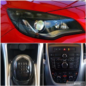 Opel Astra J 2010 LED Xenon 1.4 Turbo Benzina, 140 CP Deosebit IMPECABILA. - imagine 10