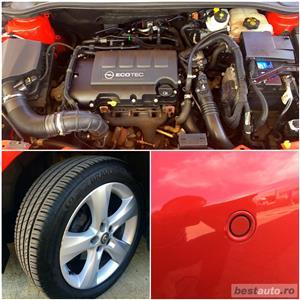 Opel Astra J 2010 LED Xenon 1.4 Turbo Benzina, 140 CP Deosebit IMPECABILA. - imagine 12