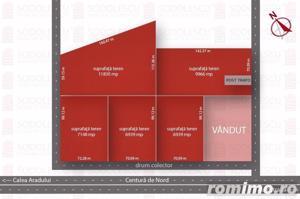 TEREN INDUSTRIAL/COMERCIAL ZONA CENTURA NORD - imagine 2