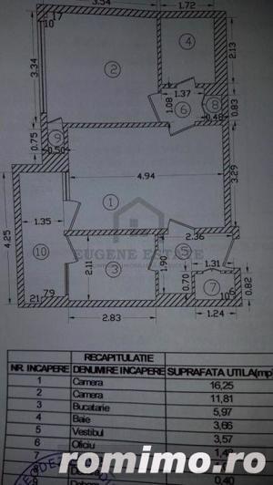 Apartament cu 2 camere in zona Stefan cel Mare - Parcul Circului - imagine 6