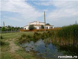 Vand casa cu teren in Sf Gheorghe jud Tulcea - imagine 7