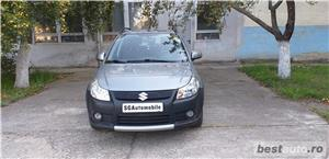 SUZUKY SX4,GARANTIE,IMPORT BELGIA - imagine 5