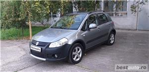 SUZUKY SX4,GARANTIE,IMPORT BELGIA - imagine 1