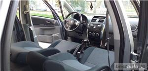 SUZUKY SX4,GARANTIE,IMPORT BELGIA - imagine 12
