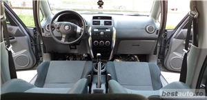 SUZUKY SX4,GARANTIE,IMPORT BELGIA - imagine 14