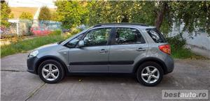 SUZUKY SX4,GARANTIE,IMPORT BELGIA - imagine 9
