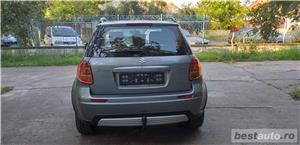 SUZUKY SX4,GARANTIE,IMPORT BELGIA - imagine 6