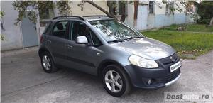 SUZUKY SX4,GARANTIE,IMPORT BELGIA - imagine 2