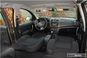 DACIA LOGAN MCV 2014 Benzina 0.9 Tce 90cp TURBO Navi PRESTIGE Germania - imagine 9