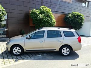 DACIA LOGAN MCV 2014 Benzina 0.9 Tce 90cp TURBO Navi PRESTIGE Germania - imagine 6