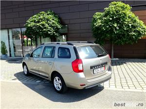 DACIA LOGAN MCV 2014 Benzina 0.9 Tce 90cp TURBO Navi PRESTIGE Germania - imagine 4