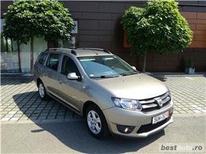 DACIA LOGAN MCV 2014 Benzina 0.9 Tce 90cp TURBO Navi PRESTIGE Germania - imagine 1