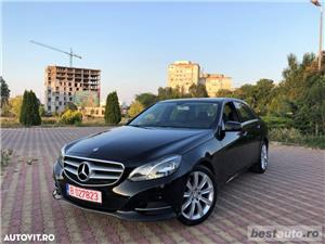Mercedes-Benz E 250 4MATIC // 2.2 CDi 204 CP // Navigatie Mare 3D // Led-uri Fata/Spate .  - imagine 2