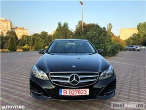 Mercedes-Benz E 250 4MATIC // 2.2 CDi 204 CP // Navigatie Mare 3D // Led-uri Fata/Spate .  - imagine 10