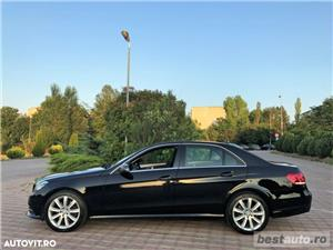 Mercedes-Benz E 250 4MATIC // 2.2 CDi 204 CP // Navigatie Mare 3D // Led-uri Fata/Spate .  - imagine 12