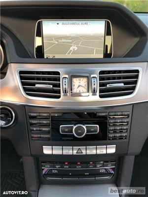 Mercedes-Benz E 250 4MATIC // 2.2 CDi 204 CP // Navigatie Mare 3D // Led-uri Fata/Spate .  - imagine 17
