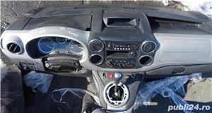 Plansa de bord Peugeot Tepee 2011 cu airbag volan si pasager - imagine 2