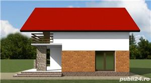 Proiect tehnic de executie casa 125 mp utili (fara terase si balcoane) - imagine 3