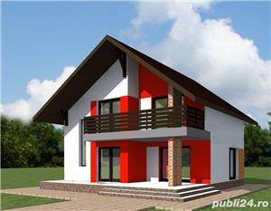 Proiect tehnic de executie casa 125 mp utili (fara terase si balcoane) - imagine 2