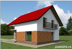 Proiect tehnic de executie casa 125 mp utili (fara terase si balcoane) - imagine 4