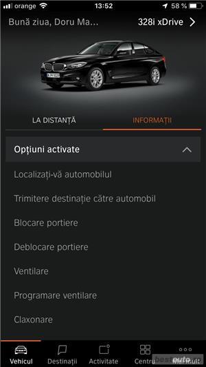 BMW 3GT ,320iXdrive,328i Xdrive,4x4,1997cm,245cp,euro6 ,full,GARANTIE - imagine 20