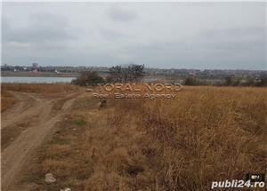 Tuzla, teren intravilan 4600mp, pe colt,deschidere 130ml,la 150ml de balta Tuzla - imagine 1