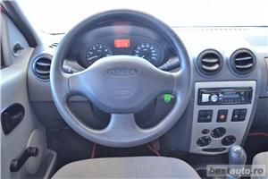 Dacia Logan an:2008=avans 0 % rate fixe aprobarea creditului in 2 ore=autohaus vindem si in rate - imagine 9