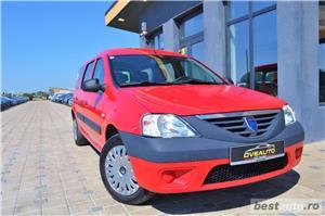 Dacia Logan an:2008=avans 0 % rate fixe aprobarea creditului in 2 ore=autohaus vindem si in rate - imagine 11