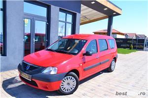Dacia Logan an:2008=avans 0 % rate fixe aprobarea creditului in 2 ore=autohaus vindem si in rate - imagine 1