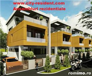 CITY RESIDENT - ZONA EXCLUSIVISTA ELEGANTA, SPLENDOARE, STRALUCIRE, MARMURA, GRANIT, INOX - imagine 1