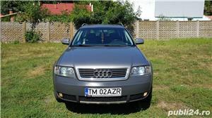 Audi A6 Allroad 2.5 tdi, an 2003 - imagine 15