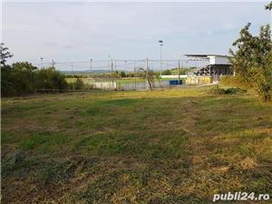 De vanzare teren 620 mp in Sanmartin , vis-a-vis de stadion - imagine 1